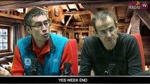 Yes week-end - samedi 17 janvier 2015