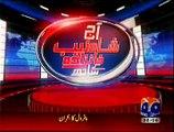 Aaj Shahzaib Khanzada Ke Saath  ~ 19th January 2015 - Pakistani Talk Shows - Live Pak News