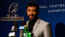 Russell Wilson Broke Down Crying After Win