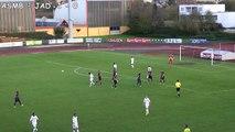ASM Belfort - JA Drancy 2 - 0  le 8 novembre 2014