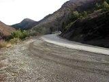 Rallye Monte-Carlo : Robert Kubica en plein essais (Hautes-Alpes)