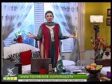 Kay2 Sehar With Mishi Khan ( 16-01-2015 )