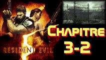 Resident Evil 5 playthrough Capcom ps3 xbox 360 HD 2009 3-2 _ Le sacteur des exécutions Part 7