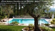 Vente - Maison - Pierrefeu du var (83390)  - 400m²