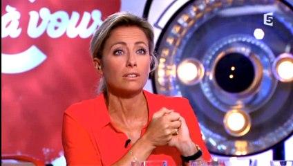 """Bernard Pivot, dans l'émission TV """"C à vous"""" du 16 janvier 2015, parle du livre """"Soumission"""" de Michel Houellebecq"""
