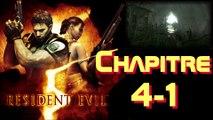 Resident Evil 5 playthrough Capcom ps3 xbox 360 HD 2009 4-1 _ Les grottes Part 9