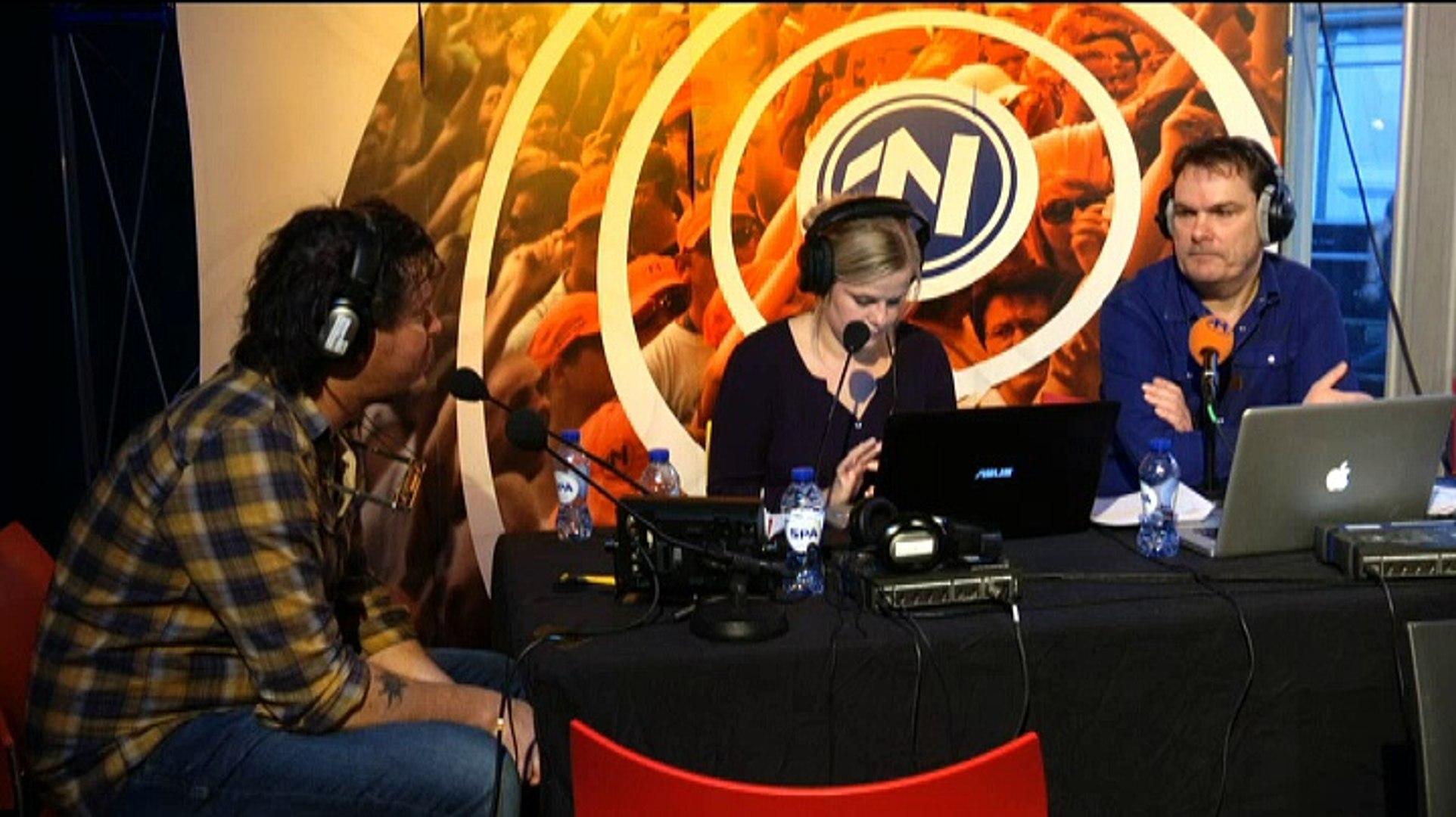 Cafe Martini: Interview met Jan Henk de Groot - RTV Noord