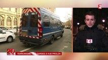 Enquête sur les attentats : toujours douze personnes en garde à vue