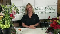 Wedding Flowers and Floral Arrangements - How to Make Corsages for the Mothers of the Bride and Groom