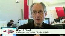 Charlie Hebdo Editor Defends Controversial Cartoons