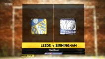 Leeds United 1 v 1 Birmingham Highlights #FLS #LUFC