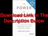 The Power of Understanding People The Key to Strengthening Relationships, Increasing Sales Ebook (PDF) Free Download