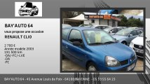 Annonce Occasion RENAULT CLIO II 1.5 DCI 65 2003