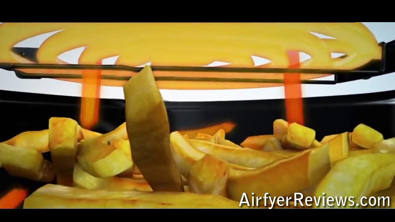 Best Hot Air deep fryer 2015 Philips Air Fryer Reviews