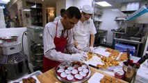 Disabled vets learn recipe for success