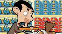 Mr Bean Cartoon - Mr Bean Animated Series - Animation Comedy Movies_Disney for K