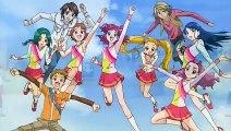Yes! Precure 5 GoGo! ~ Ending 02 [Precure Quartet - Gambalance de Dance ~Kibou no Relay~] [DVD] [Creditless]