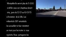 Mobilisation importante des retraités CGT de Montpellier (4)