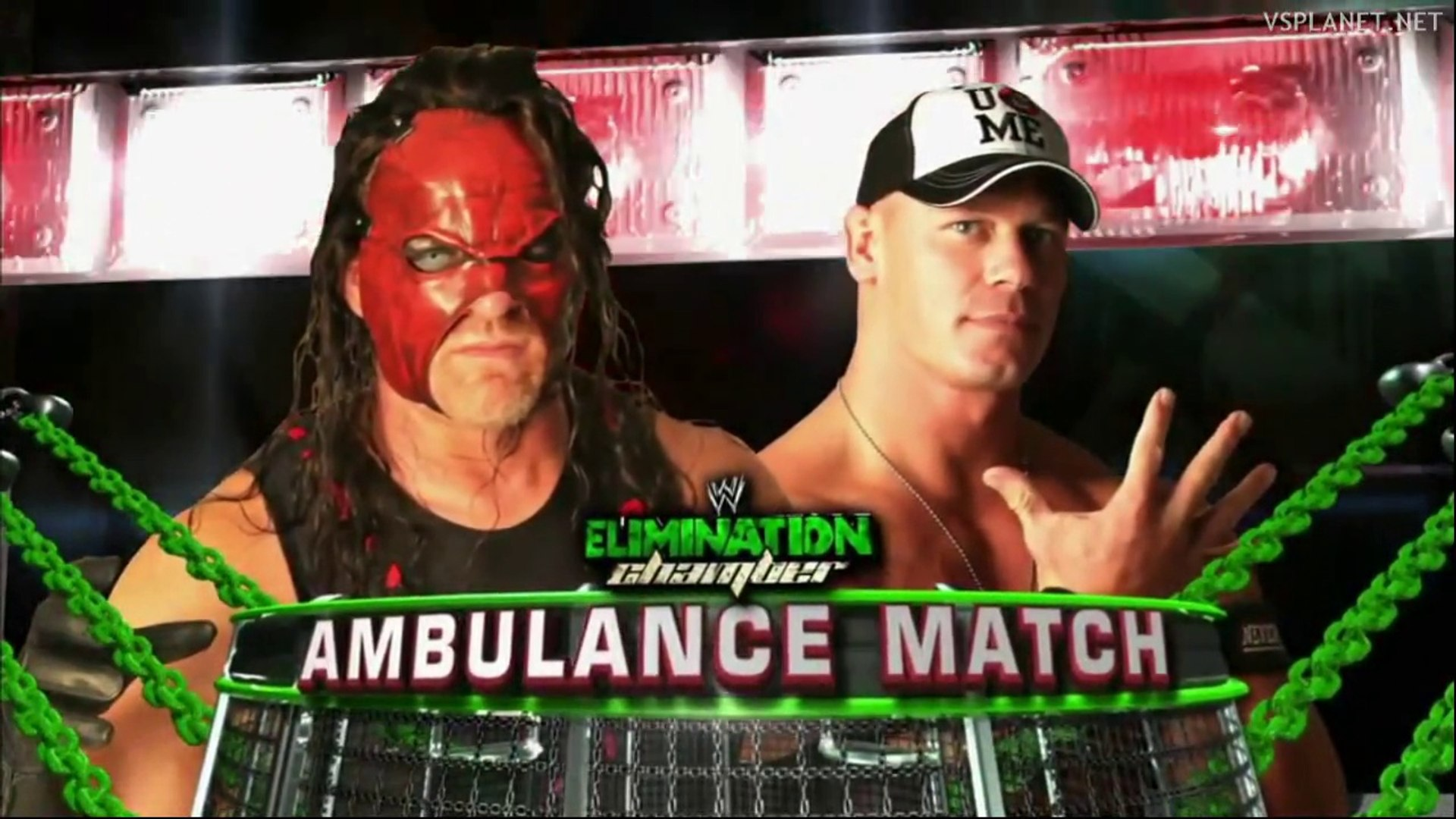 Image result for elimination chamber 2012