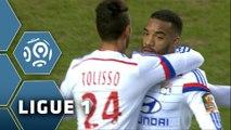 But Alexandre LACAZETTE (26ème pen) / RC Lens - Olympique Lyonnais (0-2) - (RCL - OL) / 2014-15
