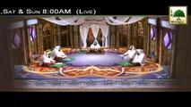 Islami Zindagi - Live Thu,Fri,Sat & Sun 8am