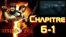 Resident Evil 5 playthrough Capcom ps3 xbox 360 HD 2009 6-1 _ Le pont du bateau Part 14