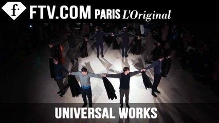 Universal Works Fall/Winter 2015 Presentation | London Collections: Men | FashionTV