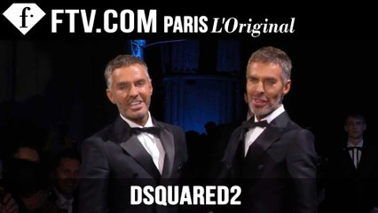 Dsquared2 Fall/Winter 2015 | Milan Collections: Men | FashionTV