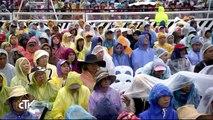 Seis milhões de pessoas para ver o papa nas Filipinas