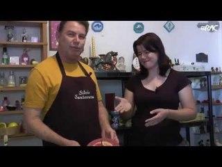 SIMPLES ASSIM: Aprenda a criar um relógio com isopor