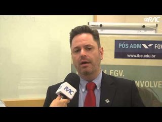 IBE-FGV de Vinhedo promove palestra sobre Gerenciamento Empresarial