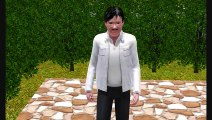 Aşk-ı Memnu Veda (Son Sahne) The Sims 3 İle