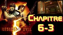 Resident Evil 5 playthrough Capcom ps3 xbox 360 HD 2009 6-3 _ La passerelle Part 16