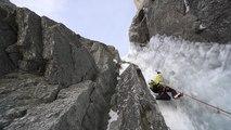 Goulotte Modica Noury Mont-Blanc du Tacul Chamonix alpinisme