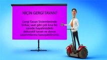 GERGİ TAVAN ANKARA-GERGİ TAVAN MODELLERİ- GERGİ TAVAN FİYATLARI