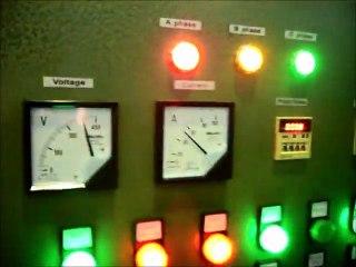 Armature trackling machine