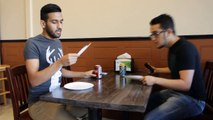 Paying at the Restaurant White People vs Brown People - Zaid Ali Videos