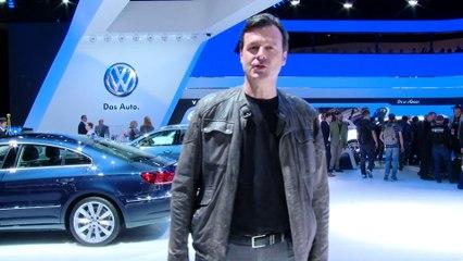 Detroit Motor Show 2015: Weltpremiere VW Cross Coupé GTE