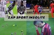 ZAP Sport insolite: Neymar ridiculise, Neuer kamikaze...