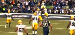 Seattle Seahawks vs Green Bay Packers Highlights - NFC Championship 2015