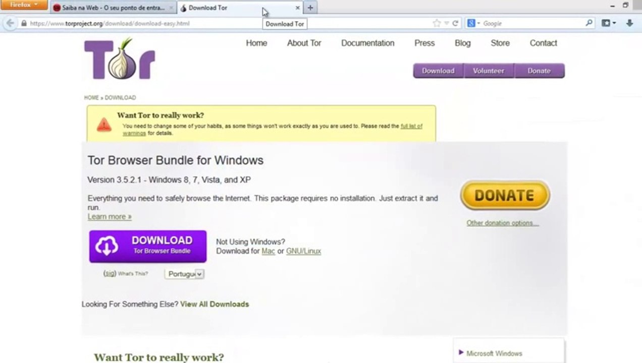 Tor browser 4 0 2 Portable for windows