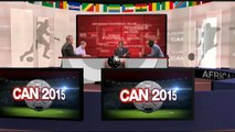 AFRICA24 FOOTBALL CLUB du 19/01/105 - CAN 2015 - partie 3