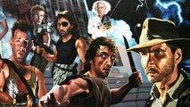 Les héros du cinéma des années 80 [Vidéo hommage]