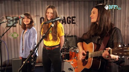 The Staves - 'Open' @ 3FM On Stage ESNS15