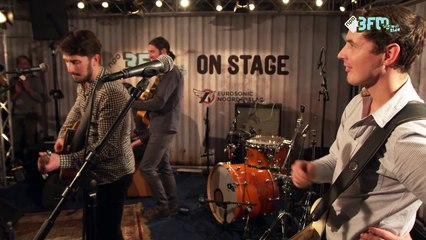 The Riptide Movement - 'Getting Through' op ESNS bij 3FM On Stage