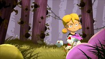 The Guardians Tale Fantasy sci fi Short animation