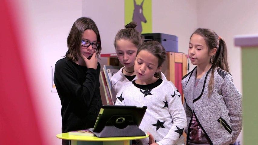 E-education, projet cartographie des savoirs : pour la réussite des élèves