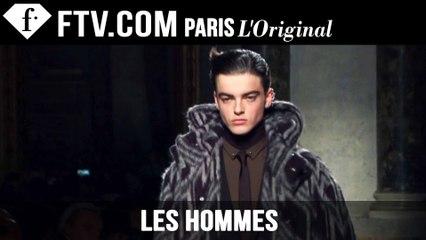 Les Hommes Fall/Winter 2015-16 | Milan Men's Fashion Week | FashionTV