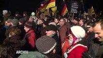 Drohungen gegen Pegida: Kritik an Demo-Verbot in Dresden