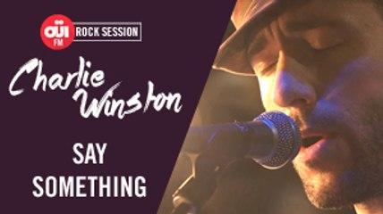 Charlie Winston - Say Something